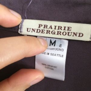 Prairie Underground Dresses - Prairie Underground Raven Asymmetrical Dress